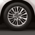 Alphard HV Wheel