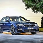 The new BMW 530i Touring M Sport 1