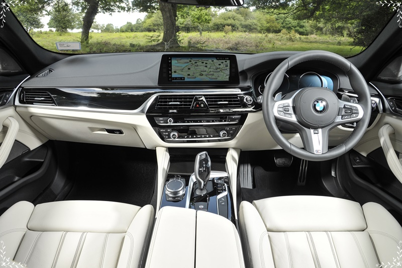 The new BMW 530i Touring M Sport 2