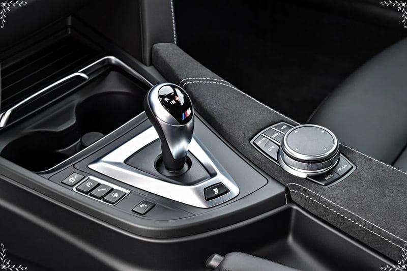 The new BMW M4 CS 9