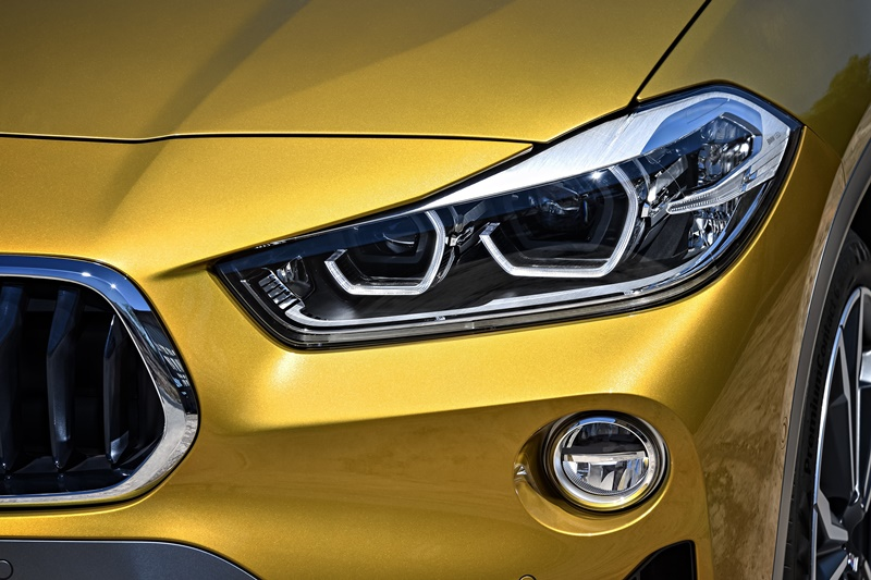 The new BMW X2 5