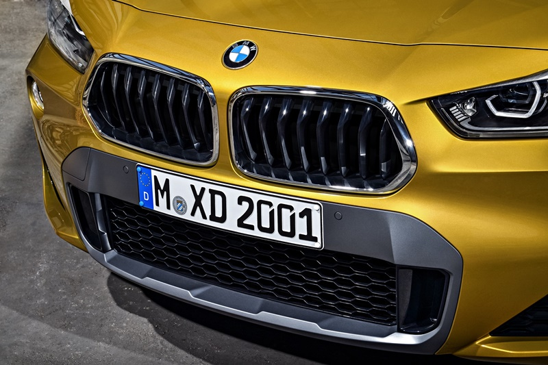 The new BMW X2 6