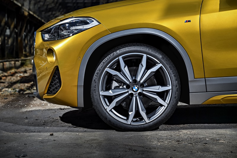 The new BMW X2 7