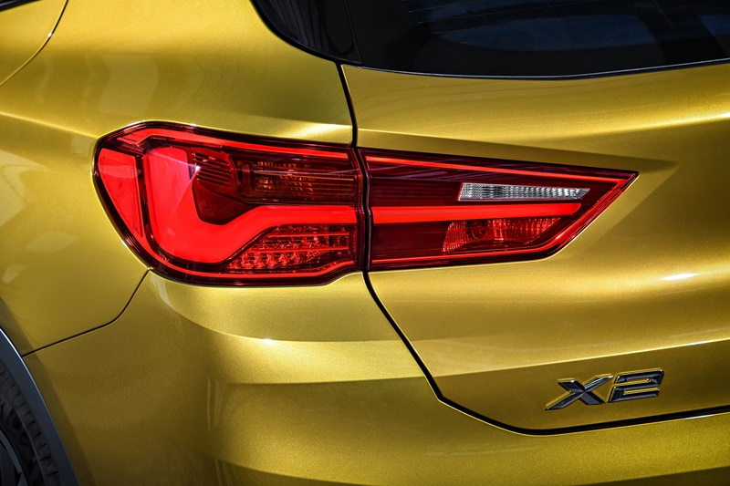 The new BMW X2 8