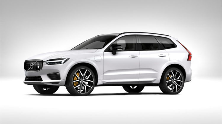 The New XC60 T8 AWD Polestar Engineered