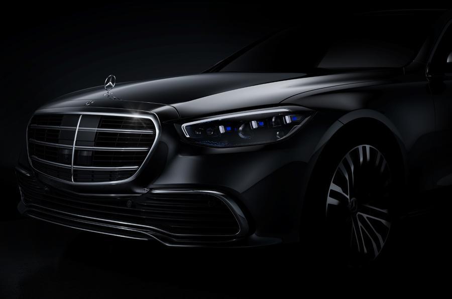 ภาพแรก All-New Mercedes-Benz S-Class ยืนยันเปิดตัวปลายปีนี้