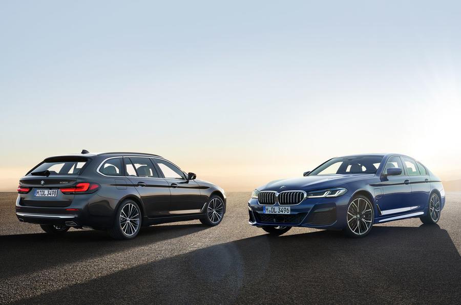 มาแล้ว! 2021 BMW 5 Series (facelift) ปรับลุคใหม่ อัพเกรดขุมพลัง เพิ่มเทคโนโลยีใหม่
