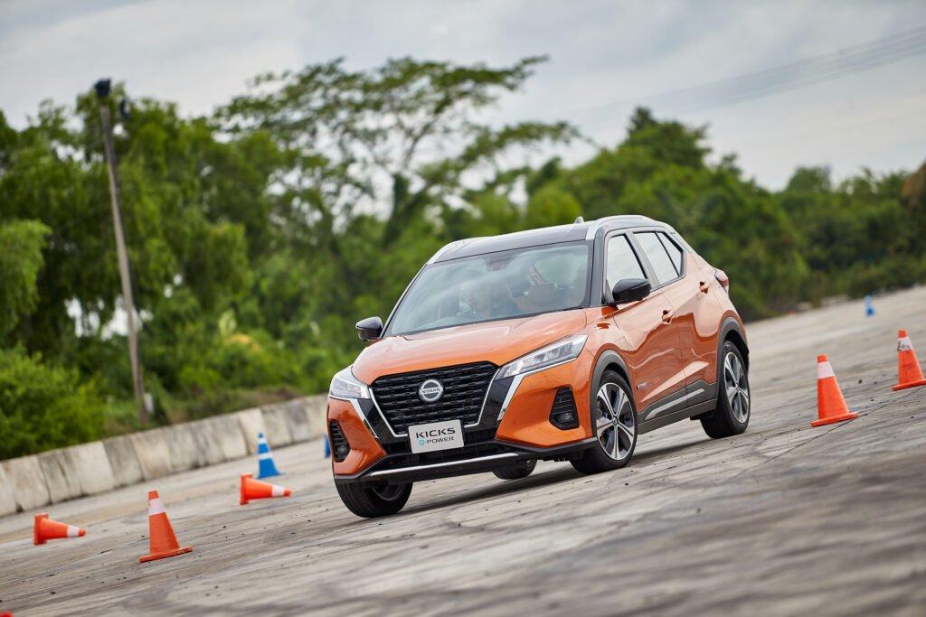 [Track Test] Nissan Kicks e-POWER ขับสนุก เร่งดีแบบรถยนต์ไฟฟ้า พร้อมการควบคุมที่น่าประทับใจ