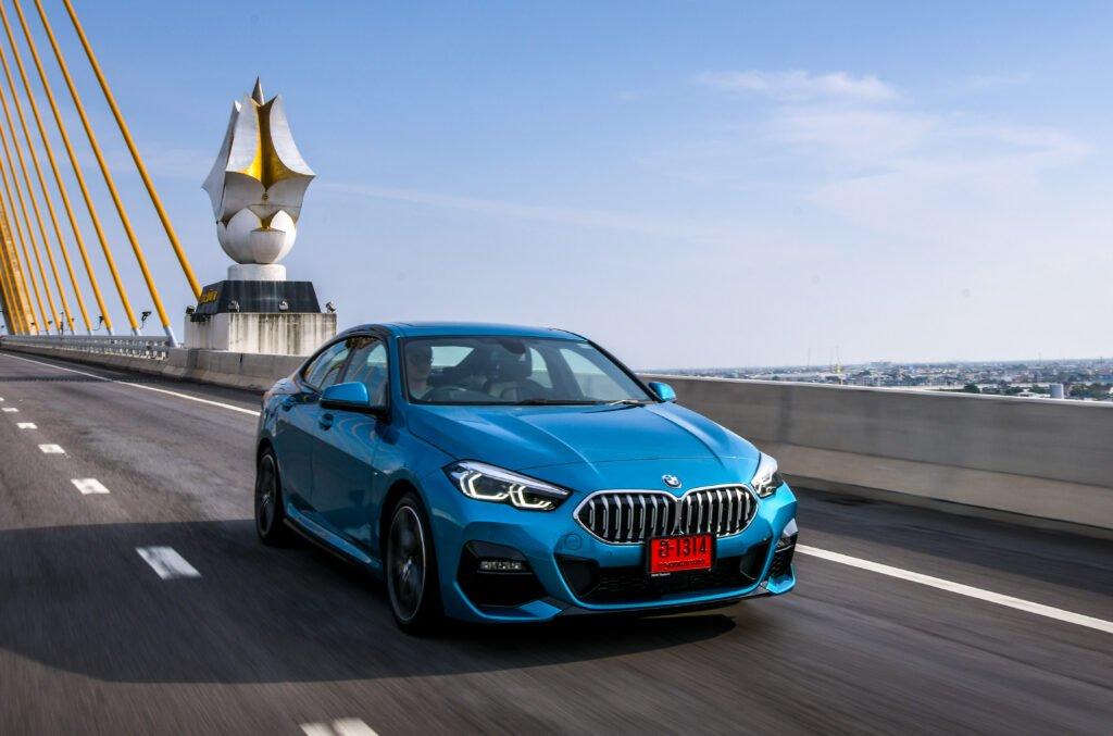 [First Drive] BMW 218i Gran Coupé M Sport คูเป้ 4 ประตูร่างเล็ก ขับสนุก มั่นใจทุกเส้นทาง