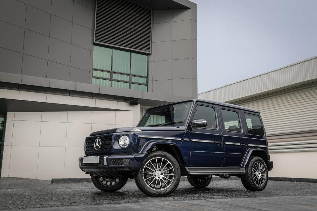 Mercedes-Benz G 350 d Sport ออฟโรดสายลุยสุดหรู เปิดตัวอย่างเป็นทางการ ราคา 9.39 ล้านบาท