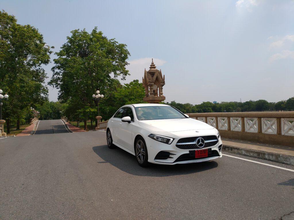 [First Drive] Mercedes-Benz A 200 AMG Dynamic คอมแพ็คหรู ขับดี ออปชั่นครบ AMG ทั้งคัน