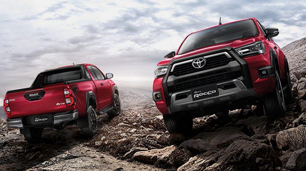 รายละเอียดสเปก Toyota Hilux Revo (Minorchange) ปรับใหม่ยกกระดาน เพิ่มพลังเครื่องยนต์ อัพเกรดความปลอดภัย