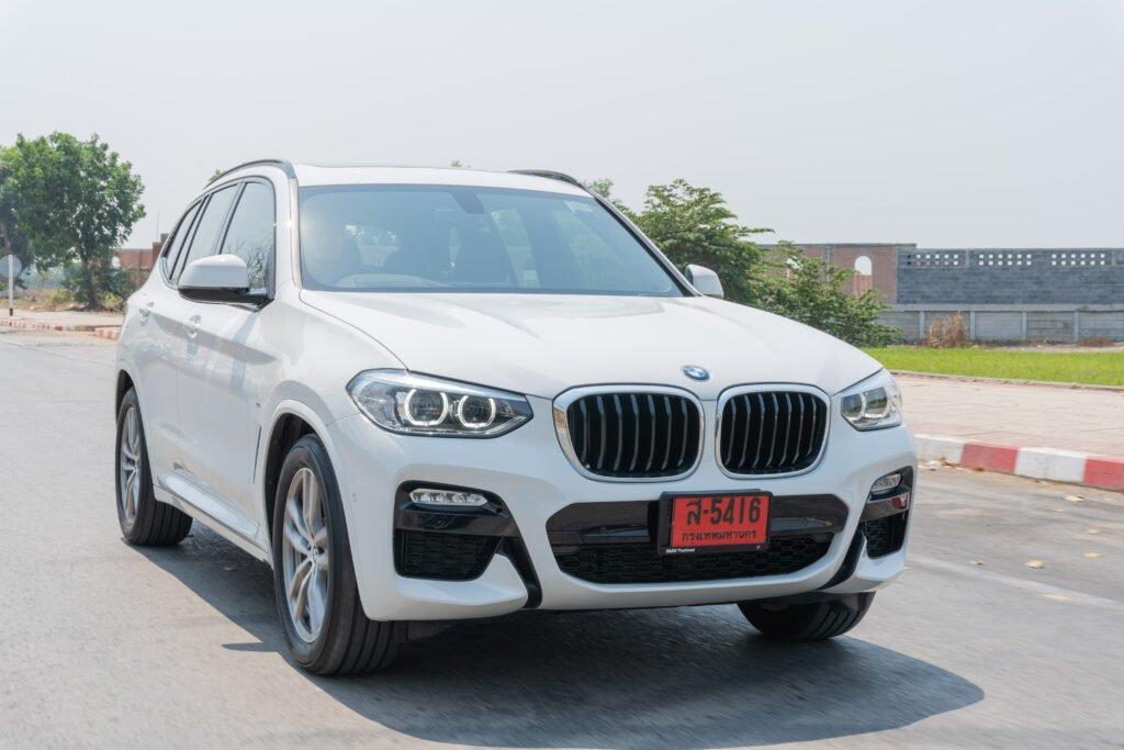 BMW X3 xDrive20d M Sport เด่นชัดในความสปอร์ต ขับสนุก ครบครันแบบรถครอบครัว