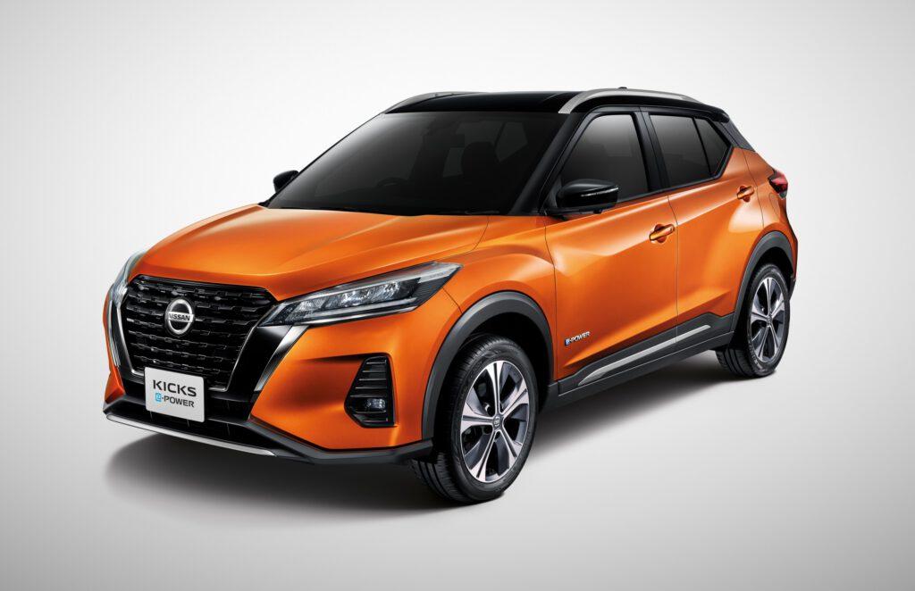 Nissan Kicks e-POWER นำขบวนยนตรกรรมหลากรุ่นบุกงานมอเตอร์โชว์ 2020
