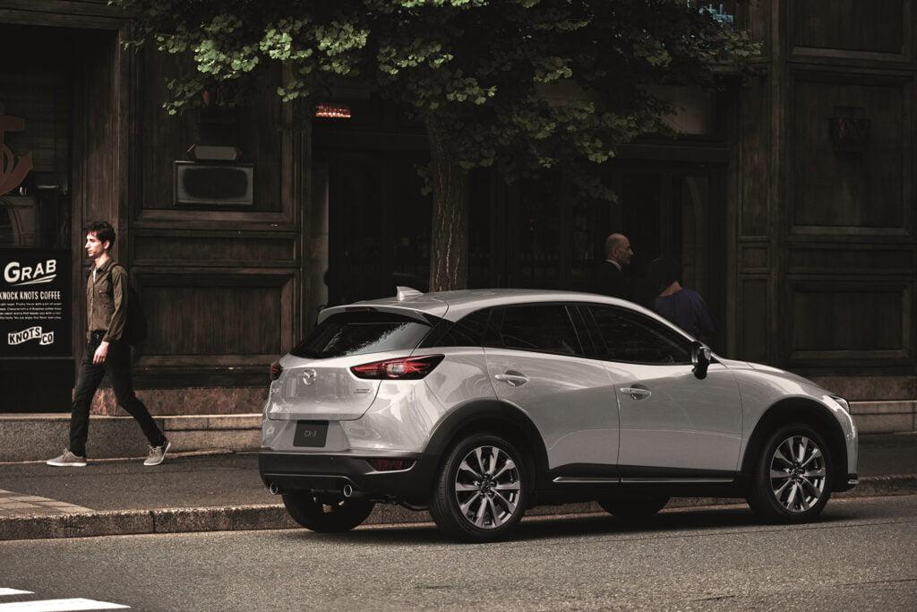 New Mazda CX-3 MY2020 ยกเลิกเครื่องดีเซล ปรับราคาถูกลงกว่าเดิม