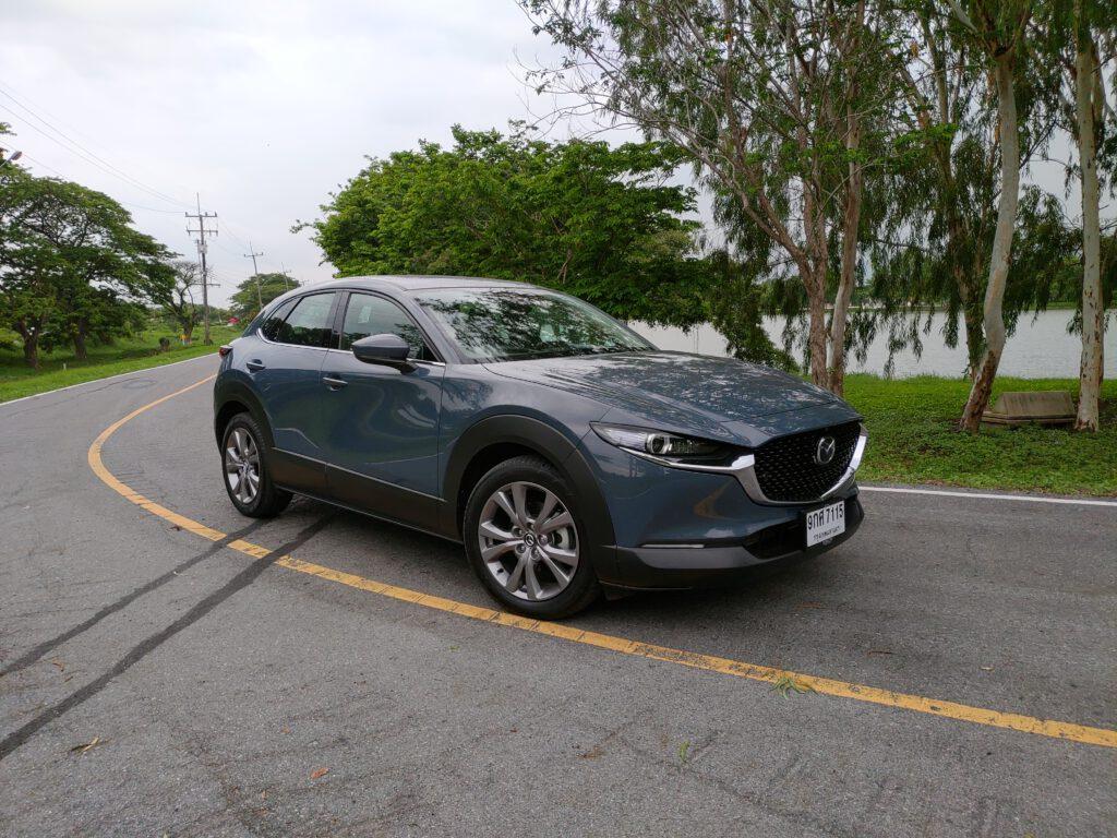 [Road Test] Mazda CX-30 2.0 SP นุ่มนวล กว้างขวาง พร้อมอุปกรณ์มาตรฐานและช่วงล่างสุดเพอร์เฟกต์