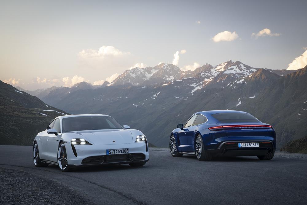 Porsche Taycan เตรียมเปิดตัวอย่างเป็นทางการครั้งแรกในประเทศไทยที่งาน Motor Show 2020