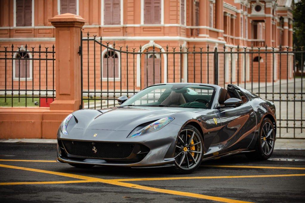 Ferrari 812 GTS สปอร์ตเปิดประทุนที่ทรงพลังที่สุด ขุมพลัง V12 800 แรงม้า เริ่มต้น 34.7 ล้านบาท