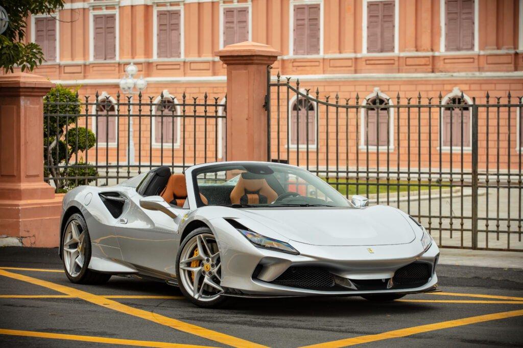Ferrari F8 Spider สปอร์ตเปิดประทุนเครื่อง V8 วางกลาง 720 แรงม้า เปิดราคาไทยเริ่มต้น 26.35 ล้านบาท