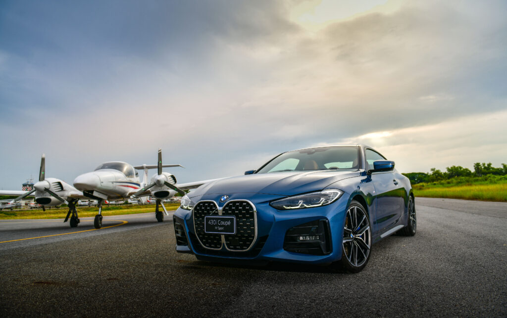 BMW ยกทัพบุกงาน Motor Expo 2020