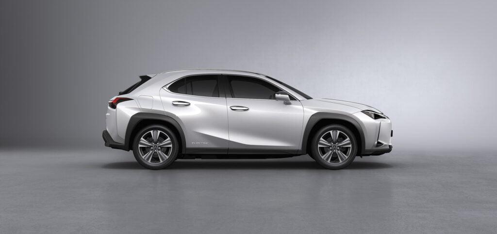 ยนตรกรรมไฟฟ้าเปิดตัวใหม่กับ The New All-Electric Lexus UX 300e
