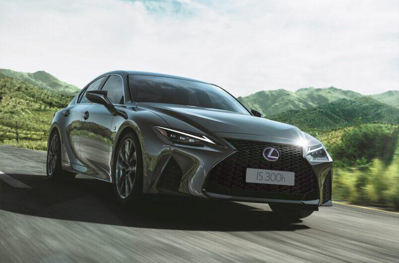 The New Lexus IS สปอร์ตซีดานลุคเท่จากเลกซัส