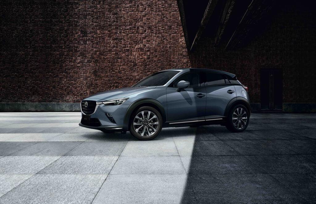 Mazda CX-3 2021 Collection เปิดตัวเป็นทางการที่งานมอเตอร์โชว์ 2020