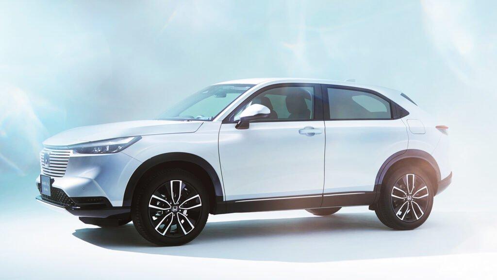ญี่ปุ่นเปิดตัว Honda HR-V เอสยูวีไซส์เล็กโฉมใหม่