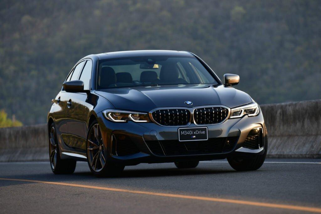 Now BMW debuts BMW M340i xDrive