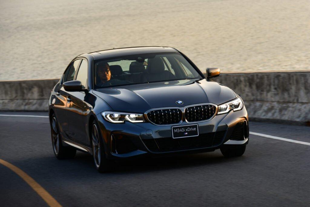 BMW M340i xDrive ซีดานใหม่ประกอบไทยสมรรถนะคมเว่อ