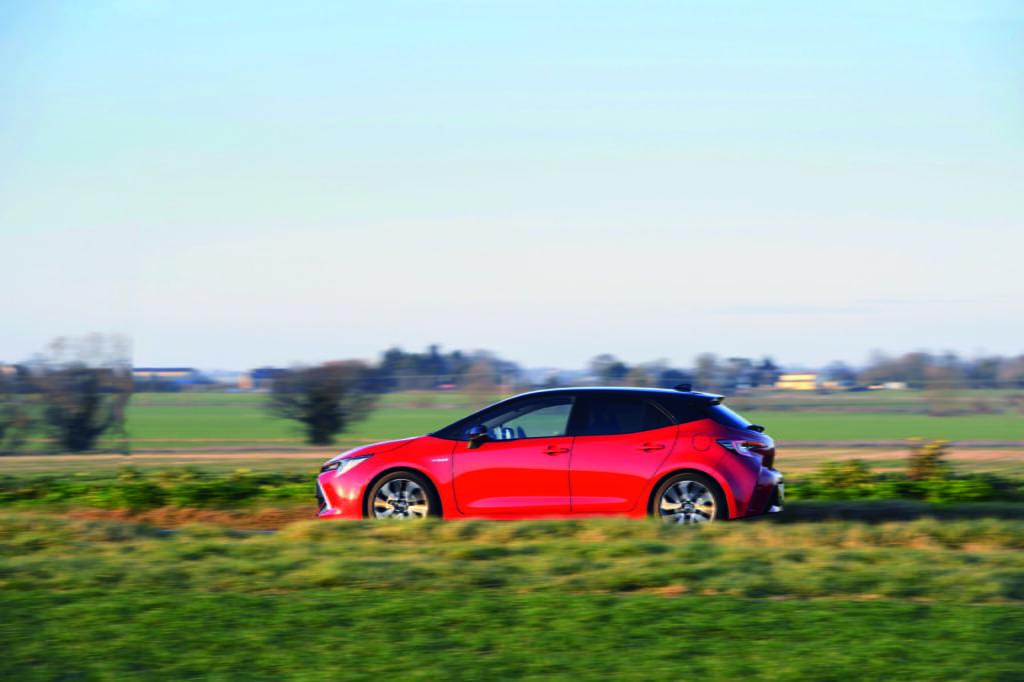 Toyota Corolla แฮทช์แบ็กที่ประหยัดที่สุด